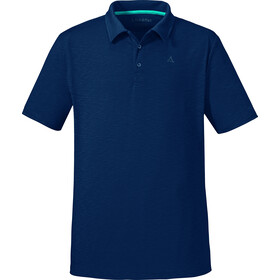 Schöffel Izmir t-shirt Heren, dress blues